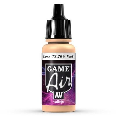 72.769 Flesh Air, Vallejo