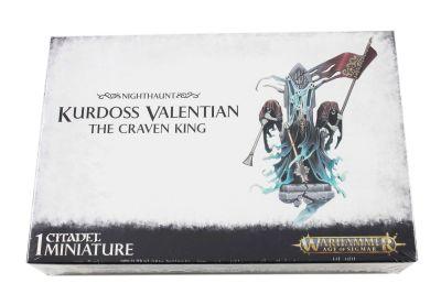 Kurdoss Valentian The Craven King