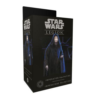 Star Wars: Legion - Imperator Palpatine verpackung...