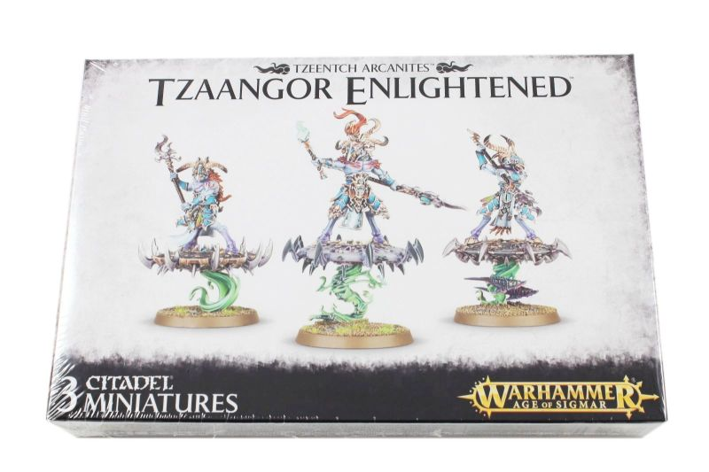Tzaangor Enlightened/Tzaangor Skyfires