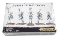 Sisters of the Thorn/Wild Riders