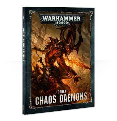 Codex: Chaos Daemons