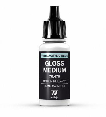 70.470 Gloss Medium, Vallejo