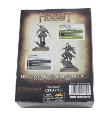 Legolas Greenleaf und Tauriel