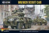 M8/M20 Greyhound Scout Car