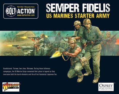 Semper Fidelis - US Marines Starter Army