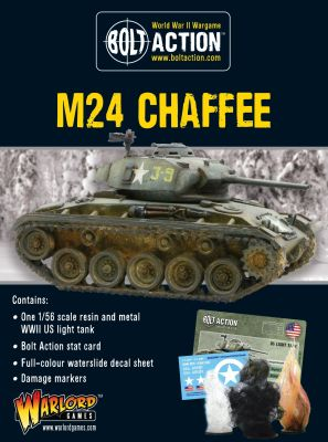 M24 Chaffee/US light Tank