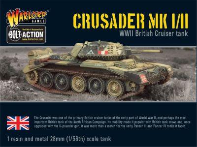 Crusader MK I/II Tank