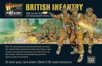 British Infantry verpackung vorderseite cover