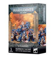 Marneus Calgar Ordensmeister der Ultramarines