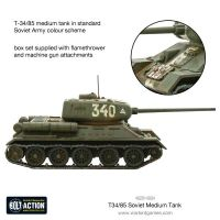T34/85 Medium Tank