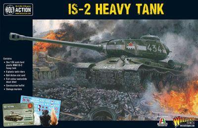 IS-2 Heavy Tank