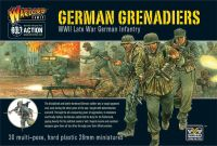 German Grenadiers verpackung vorderseite cover