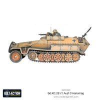 Sd.Kfz 251/1 Ausf C Hanomag