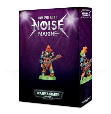 Chaos Noise Marine