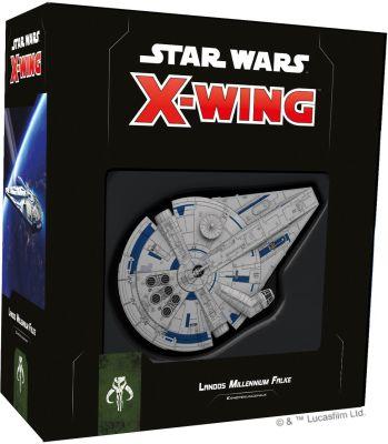 Star Wars: X-Wing 2. Edition - Landos Millennium Falke -...