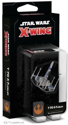 Star Wars: X-Wing 2. Edition - T-70-X-Flügler -...