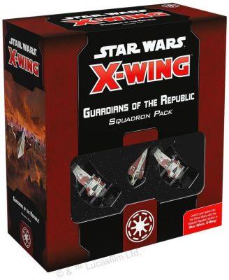 Star Wars: X-Wing 2. Edition - Wächter der Republik -...