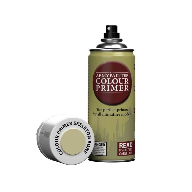The Army Painter: Color Primer, Skeleton Bone