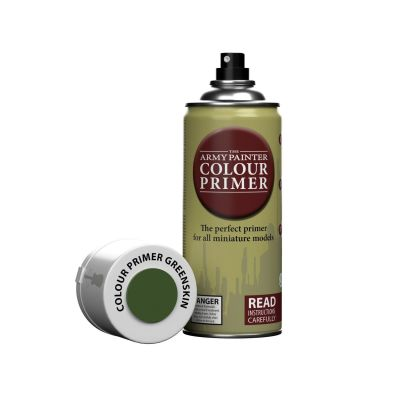The Army Painter: Color Primer, Greenskin