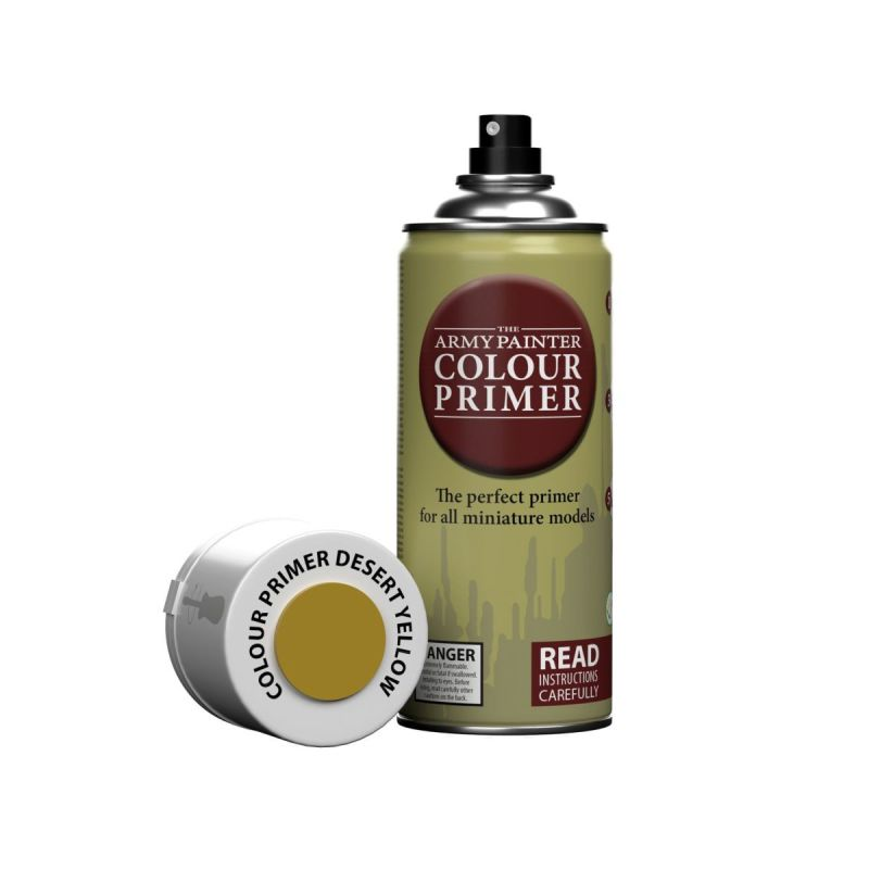 The Army Painter: Color Primer, Desert Yellow