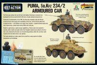 Puma Sd.Kfz 234/2 Armoured Car