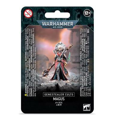 Magus, Genestealer Cults