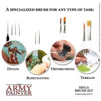 The Army Painter Mega Brush Set