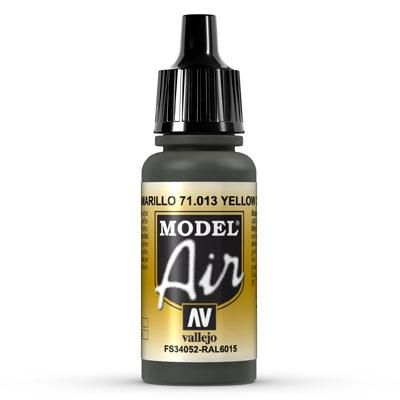 71.013  Yellow Olive Air, Vallejo