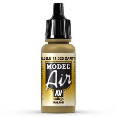 71.025  Dark Yellow Air, Vallejo
