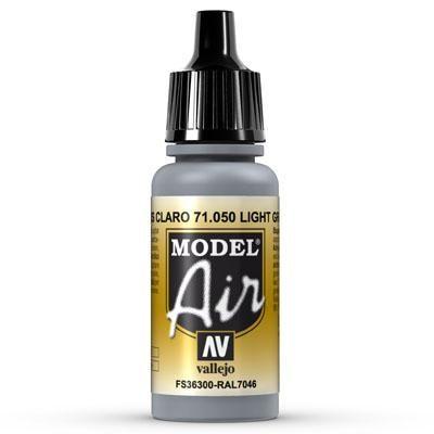 71.050  Light Grey Air, Vallejo