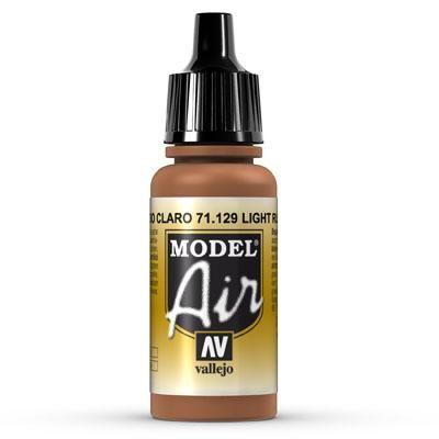 71.129  Light Rust Air, Vallejo