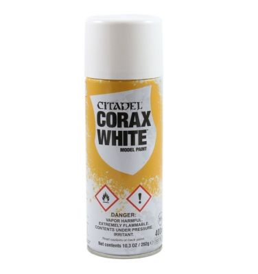 Corax White Spray Grundierung