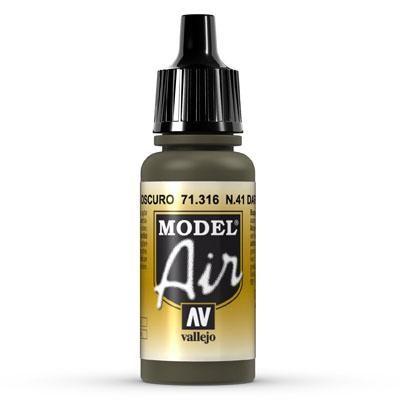 71.316  N.41 Dark Olive Drab Air, Vallejo