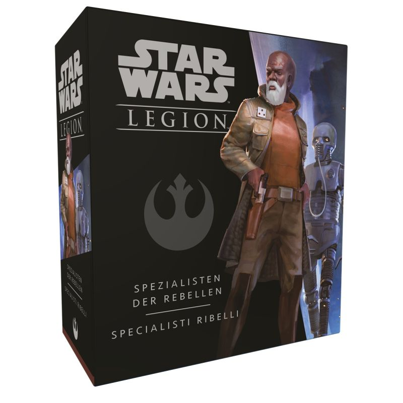 Star Wars: Legion - Spezialisten der Rebellen