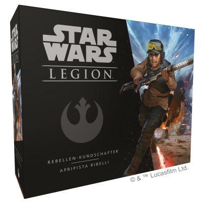 Star Wars: Legion - Rebellen Kundschafter verpackung...