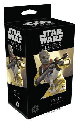 Star Wars: Legion - Bossk verpackung vorderseite