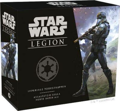 Star Wars: Legion - Imperiale Todestruppen verpackung...