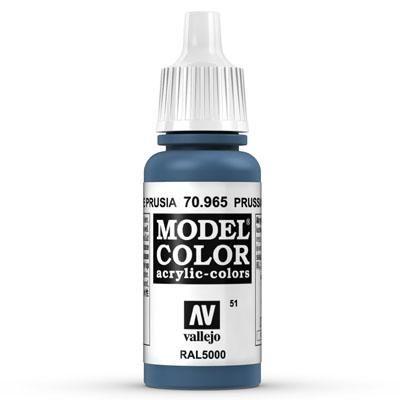 70.965 Prussian Blue, Vallejo