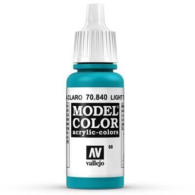 70.840 Light Turquoise, Vallejo