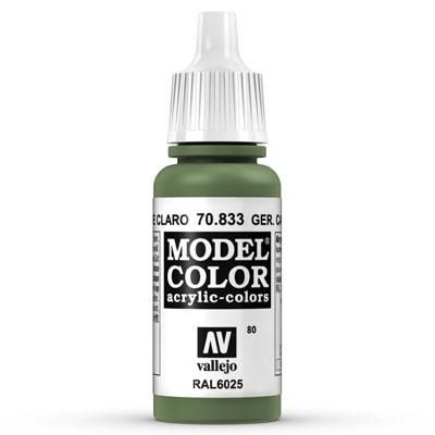 70.833 German Camouflage Bright Green, Vallejo