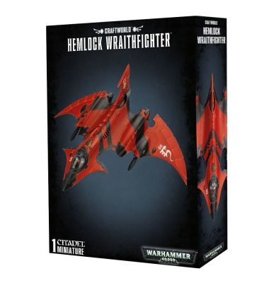 Crimson Hunter/Hemlock Wraithfighter