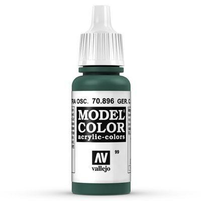 70.896 German Camouflage Extra Dark Green, Vallejo
