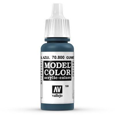 70.800 Gunmetal Blue, Vallejo