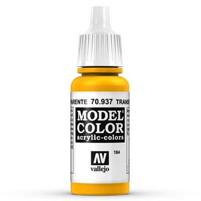 70.937 Transparent Yellow, Vallejo