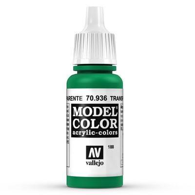 70.936 Transparent Green, Vallejo
