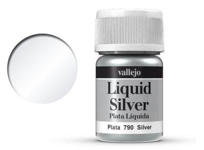 70.790 Silver, Vallejo