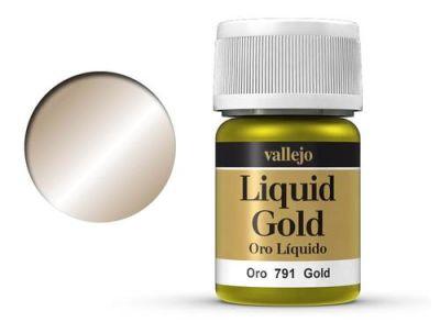 70.791 Gold, Vallejo