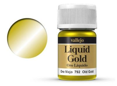70.792 Old Gold, Vallejo
