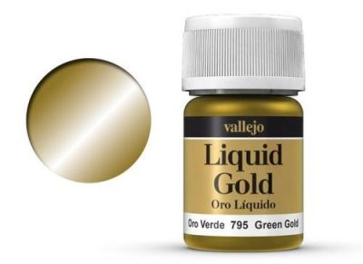 70.795 Green Gold, Vallejo